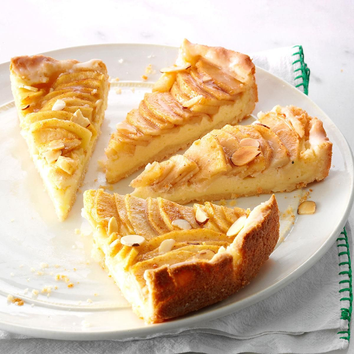 Apple Torte, Torte