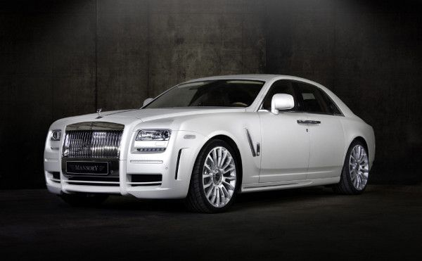 Rolls Royce White Ghost By Mansory Cars Rolls Royce Royce