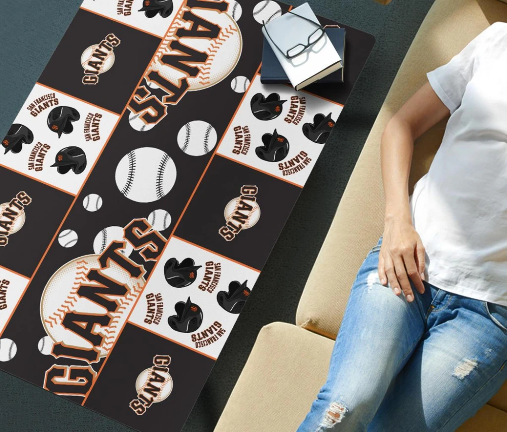 Pro Shop San Francisco Giants Coffee Table For Family Fans