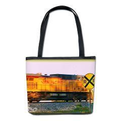 RR crossing.jpg Bucket Bag> The Choo-Choo Collection> Flawn Ocho