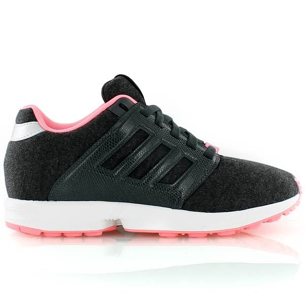 info for 8f5b3 8839d adidas WMNS ZX FLUX 2.0 W dark grey heather/red | must haves ...