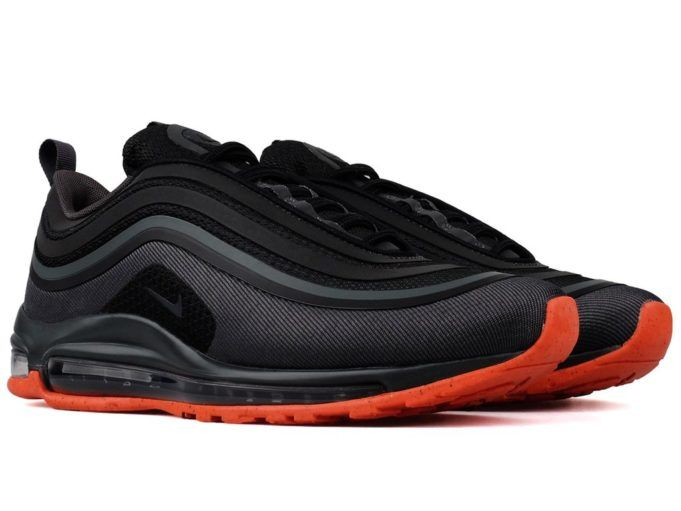 buy popular d5f1a 23956 ... denmark pick up this nike air max 97 ultra in black and orange today  u2022 kicksonfire