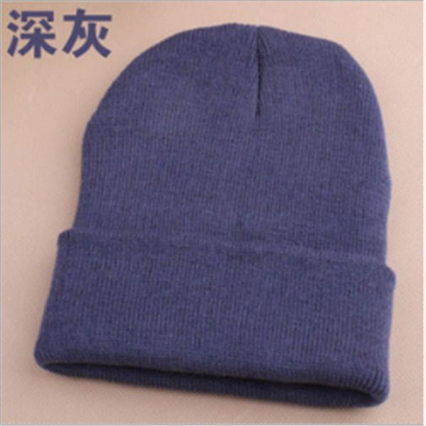 377f7a0b3bd75 Men s Women Beanie Knit Ski Cap Hip-Hop Blank Color Winter Warm Unisex Hat   fashion  clothing  shoes  accessories  womensaccessories  hats (ebay link)
