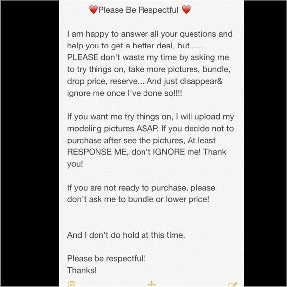 Please Be Respectful Ignore Me This Or That Questions Ask
