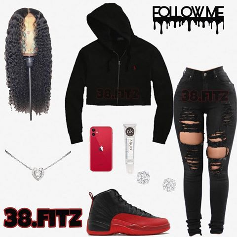 -Which fit�️ - - -If viewing follow @38.fitz - - -Tags #hoodvibes #follow #explorepage #outfitinspl