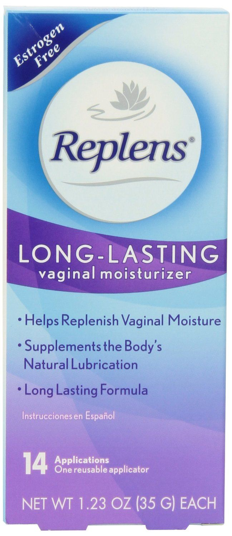 Replens md vaginal moisturiser