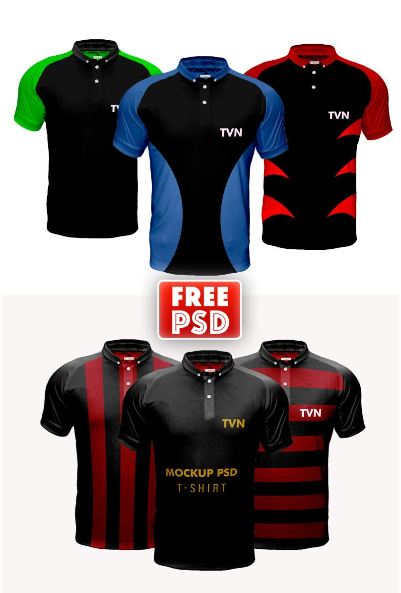 279+ Polo T Shirt Mockup Front And Back Psd Free Zip File