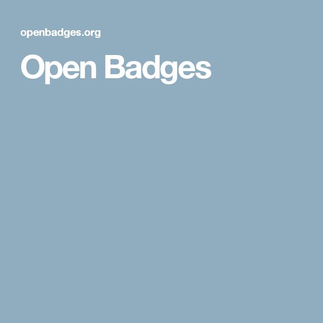 Open Badges Badges Badge Ielts Homeschool