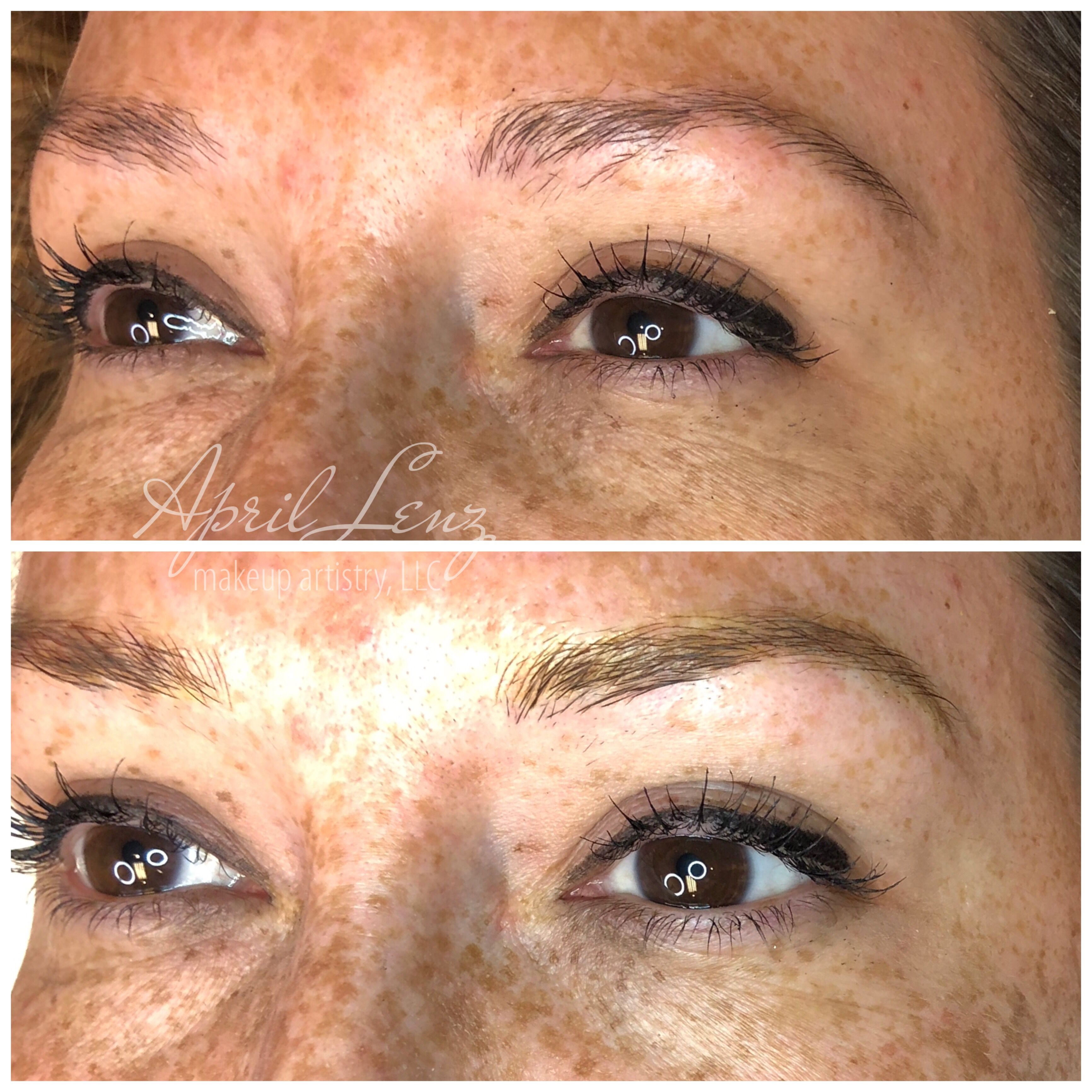 Pin by April Lenz on Ink Me Microblading, Brows
