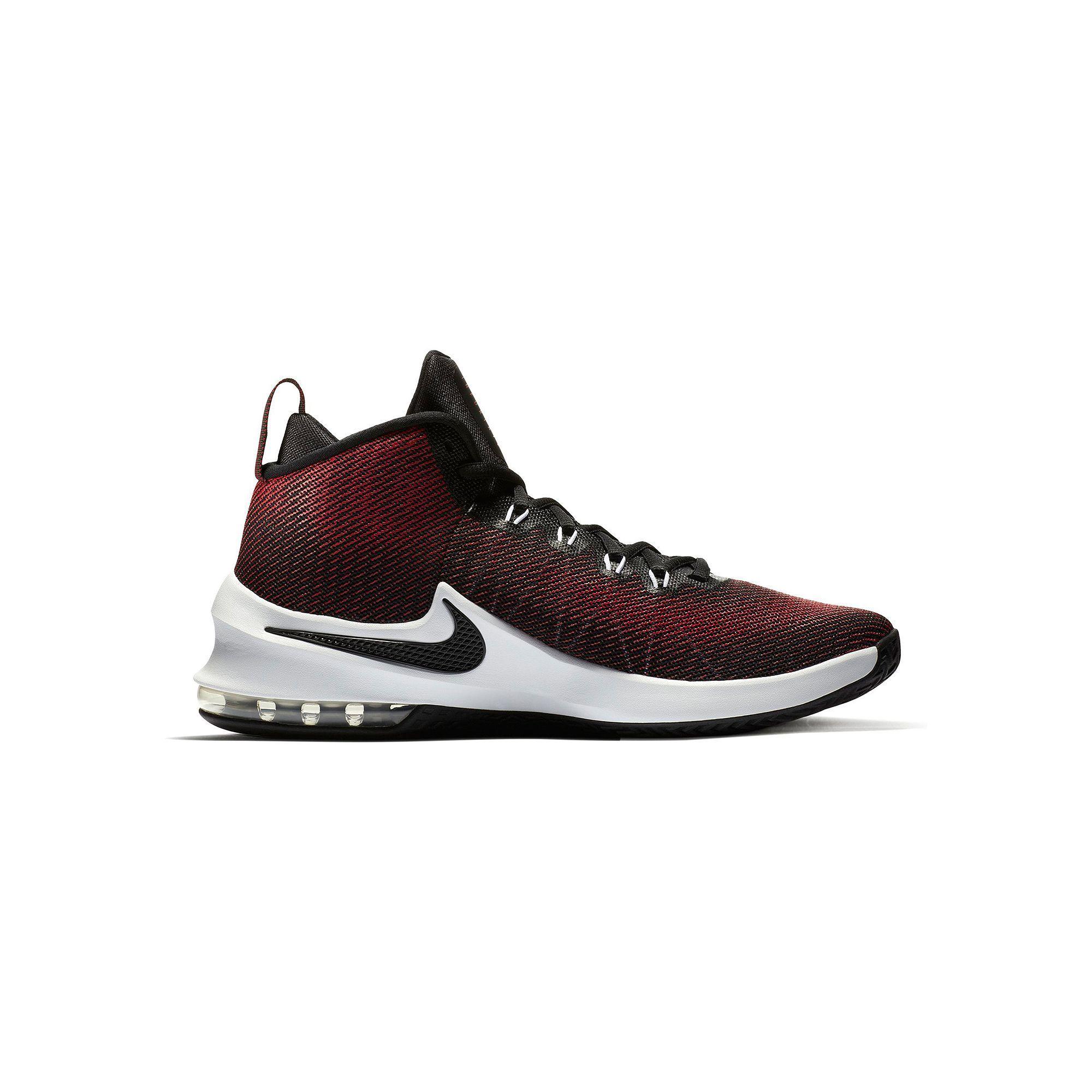 be85f0cda6c Nike Air Max Infuriate Mid Men s Basketball Shoes