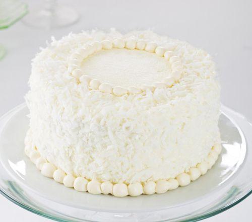 The OldFashioned Coconut Cake from Pastiche Fine Desserts desert