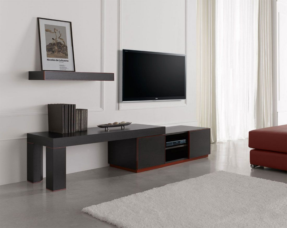 Chic And Modern Tv Wall Mount Ideas For Living Room  Wall Mounted Stunning Living Room Tv Console Design Design Decoration