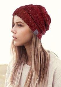 FUNKY JUNQUE s CC Confetti Knit Beanie - Thick Soft Warm Winter Hat - Unisex 3dcbe4c57c7a