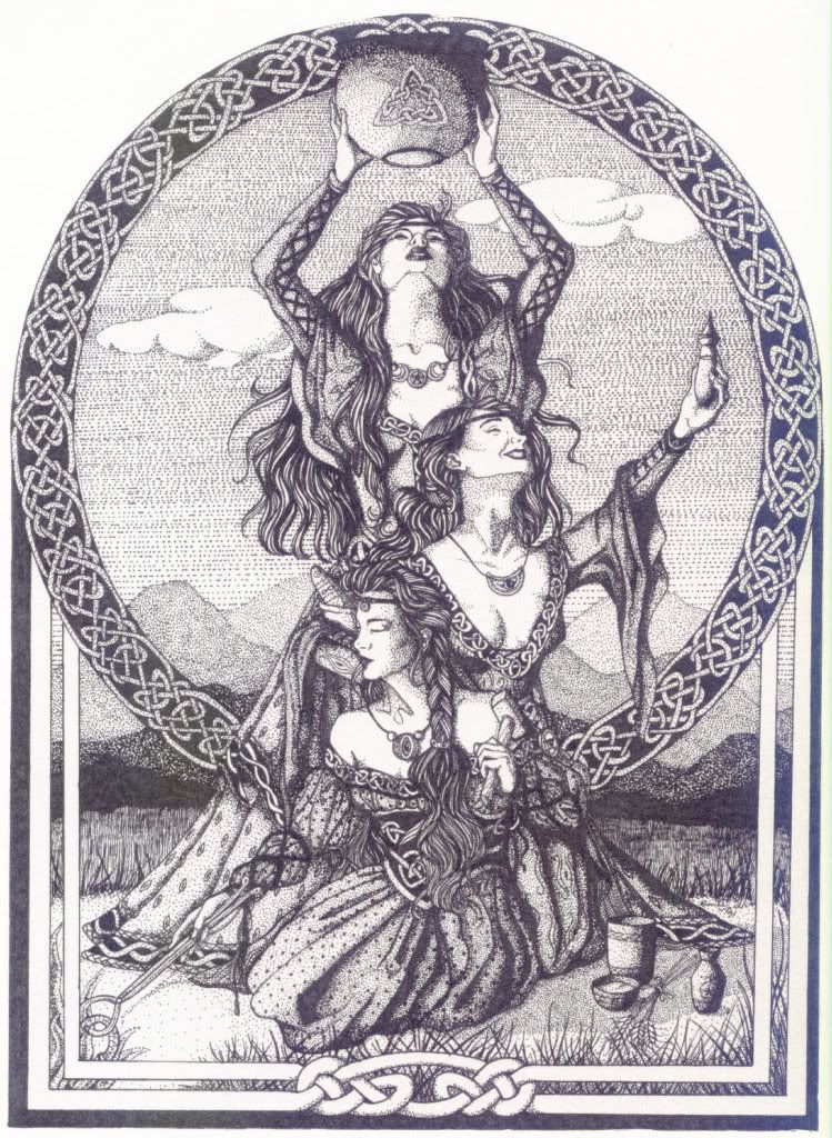 Maiden, Mother & Crone