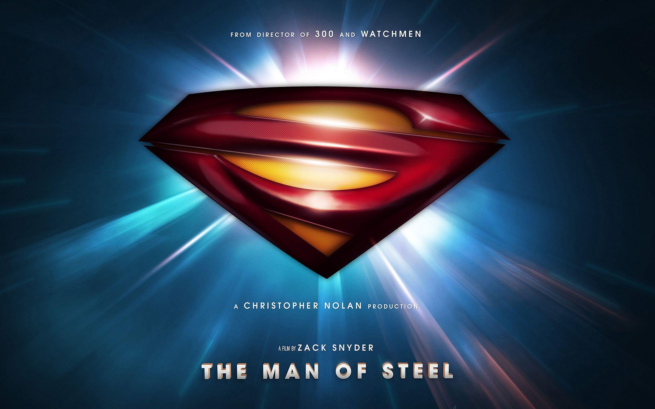 Superman Man Of Steel Wallpaper Superman Pinterest Movie