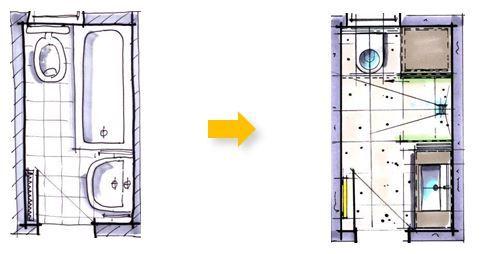 3 3qm Duschbad Mit Waschmaschine Mit Bildern Badezimmer Klein Bad Mini Bad