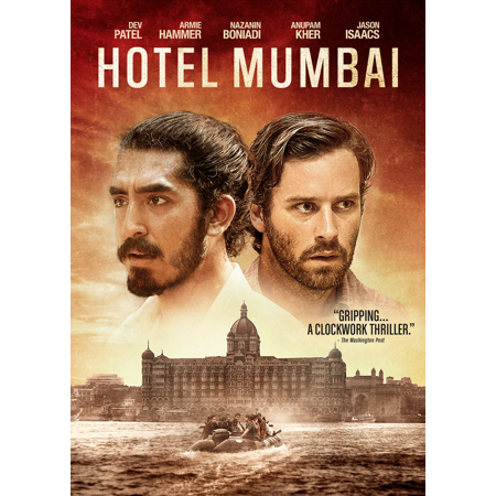 Hotel Mumbai Dvd In Out Movie Armie Hammer Mumbai