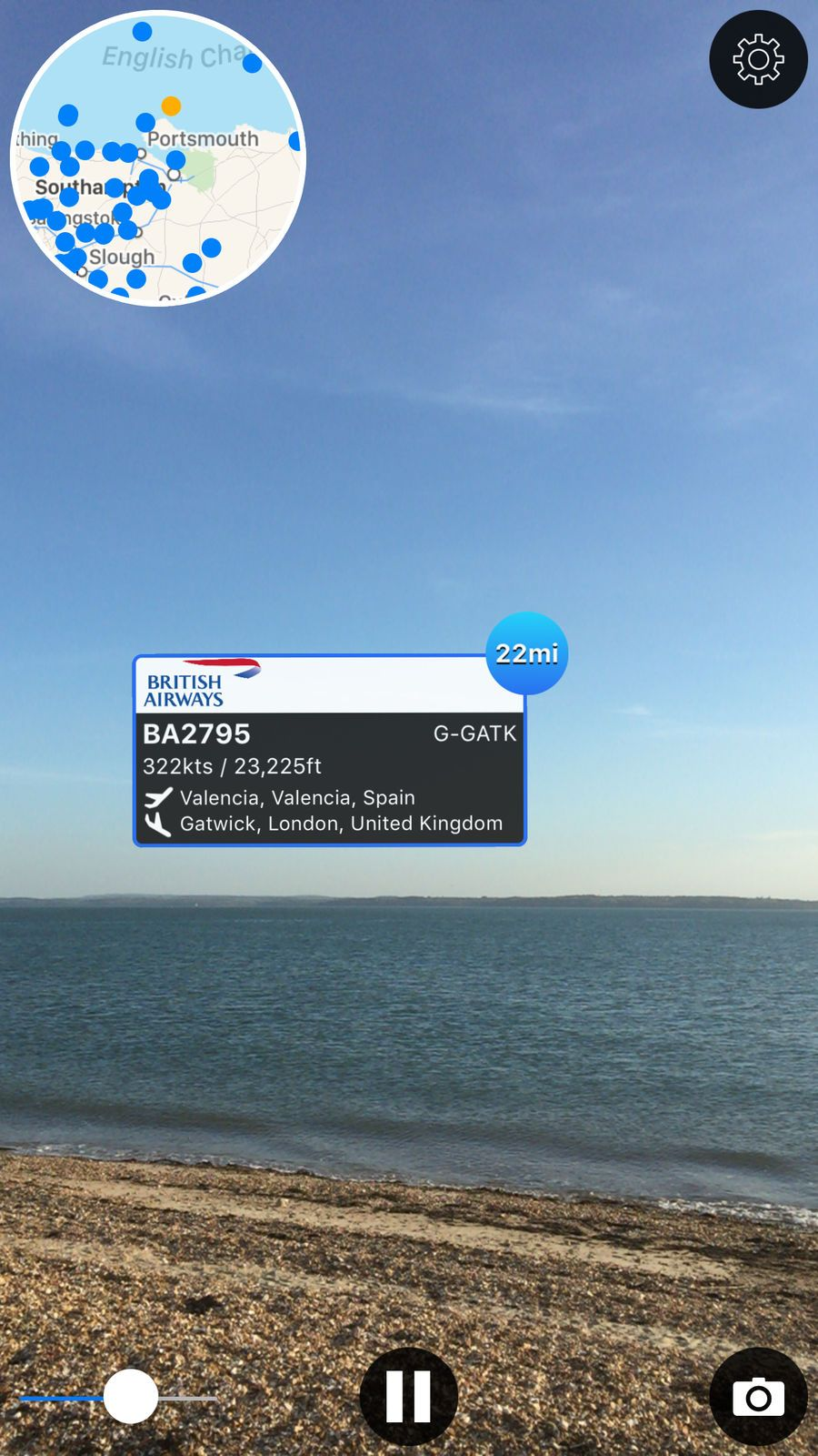 Plane Finder AR #Navigation#Travel#apps#ios | Apple Game Products