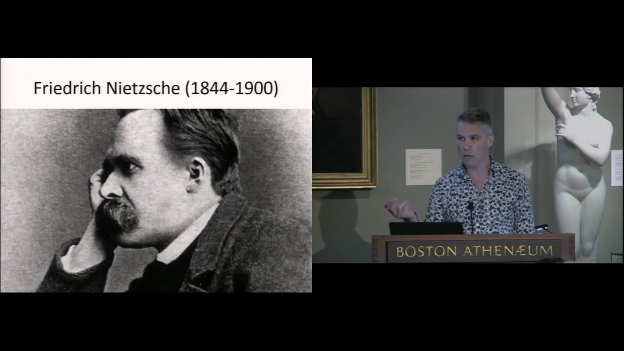 Christopher Hamilton Nietzsche Philosopher Of Lightness And