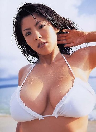 With you busty oriental women