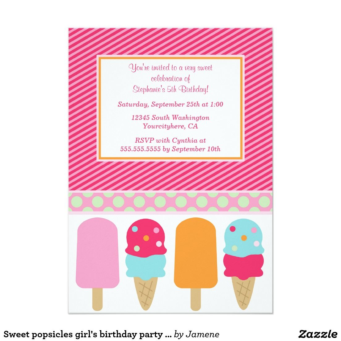Candy popsicle invitation template free google search sweet candy popsicle invitation template free google search girl first birthdaygirls monicamarmolfo Choice Image