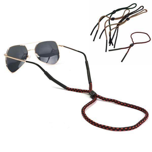 a428d900a05 Sale 22% (1.68 ) - Sports Safety Glasses Eyeglasses Holder Neck Cord Strap  String Retainer