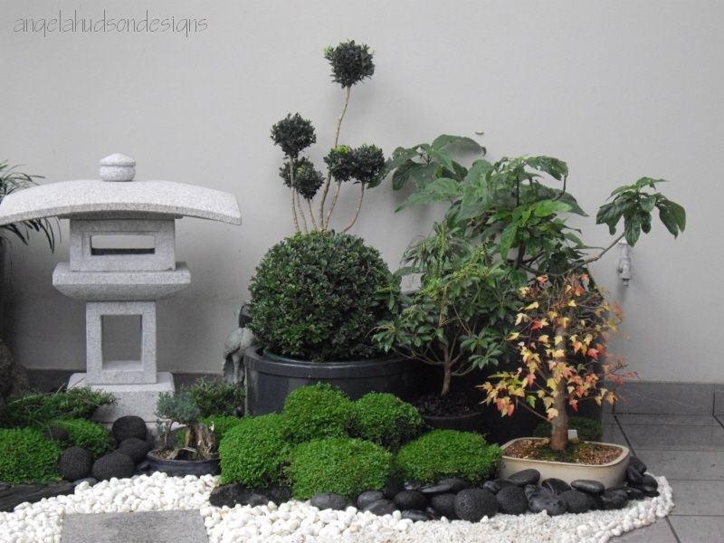 a balcony-take on the japanese garden
