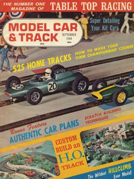 Model Car And Track Magazine Model Car Track Slot Car Magazine