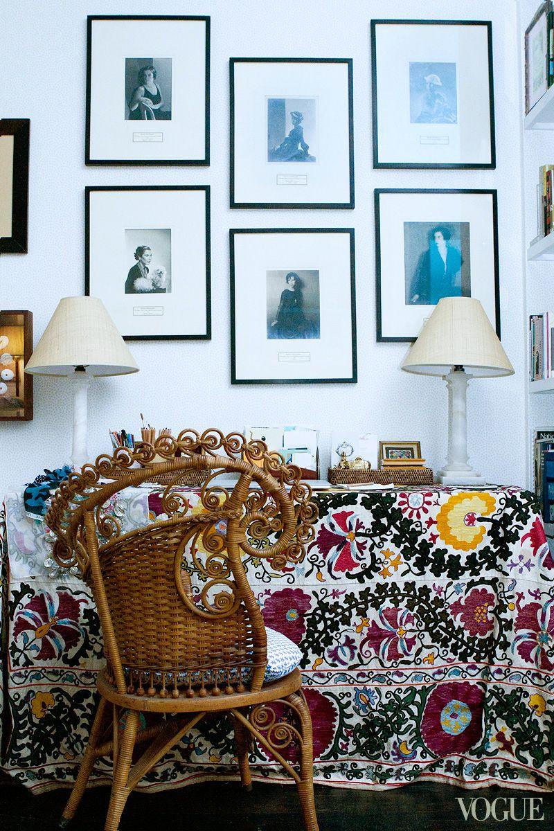 Zimmer im mexikanischen stil homes apt with lsd rebecca de ravenelus new york city apartment
