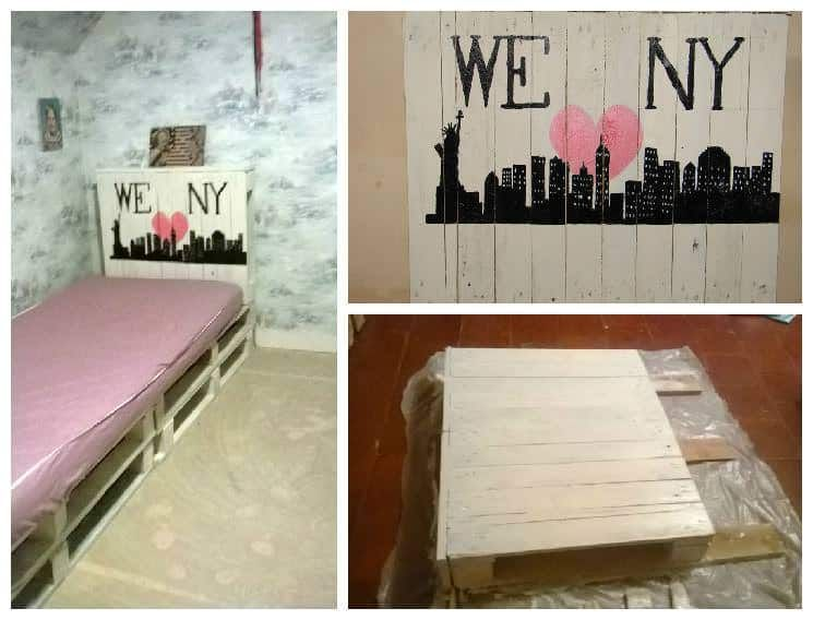 Photo of 62 Creative Recycled Pallet Beds You'll Never Want To Leave! • 1001 Pallets