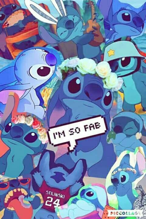 Wallpaper Stitch Coloring Pages Lelo And Stitch Cute Disney Wallpaper