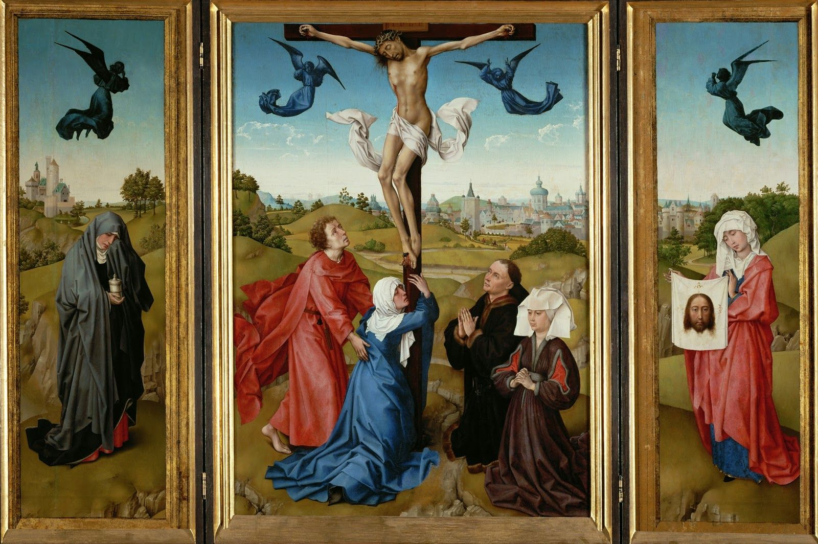 Rogier Van Der Weyden Northern Renaissance painter