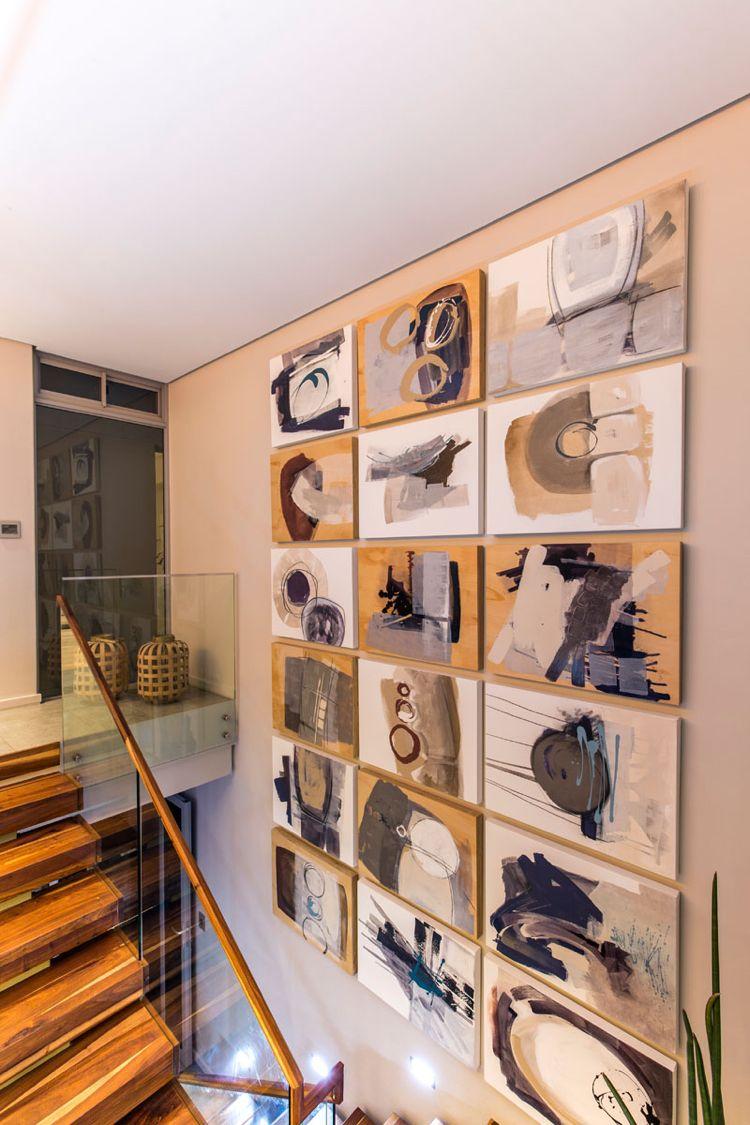 In exklusivem Ambiente wohnen mit künstlerischen Akzenten ...