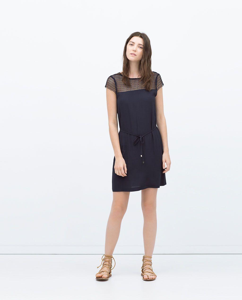 zara woman combined office. ZARA - WOMAN COMBINED DRESS Zara Woman Combined Office S