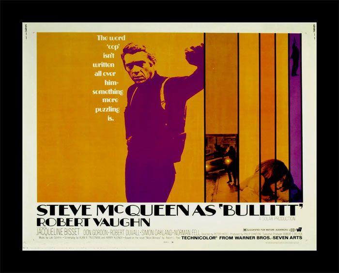 Steve McQueen Colors