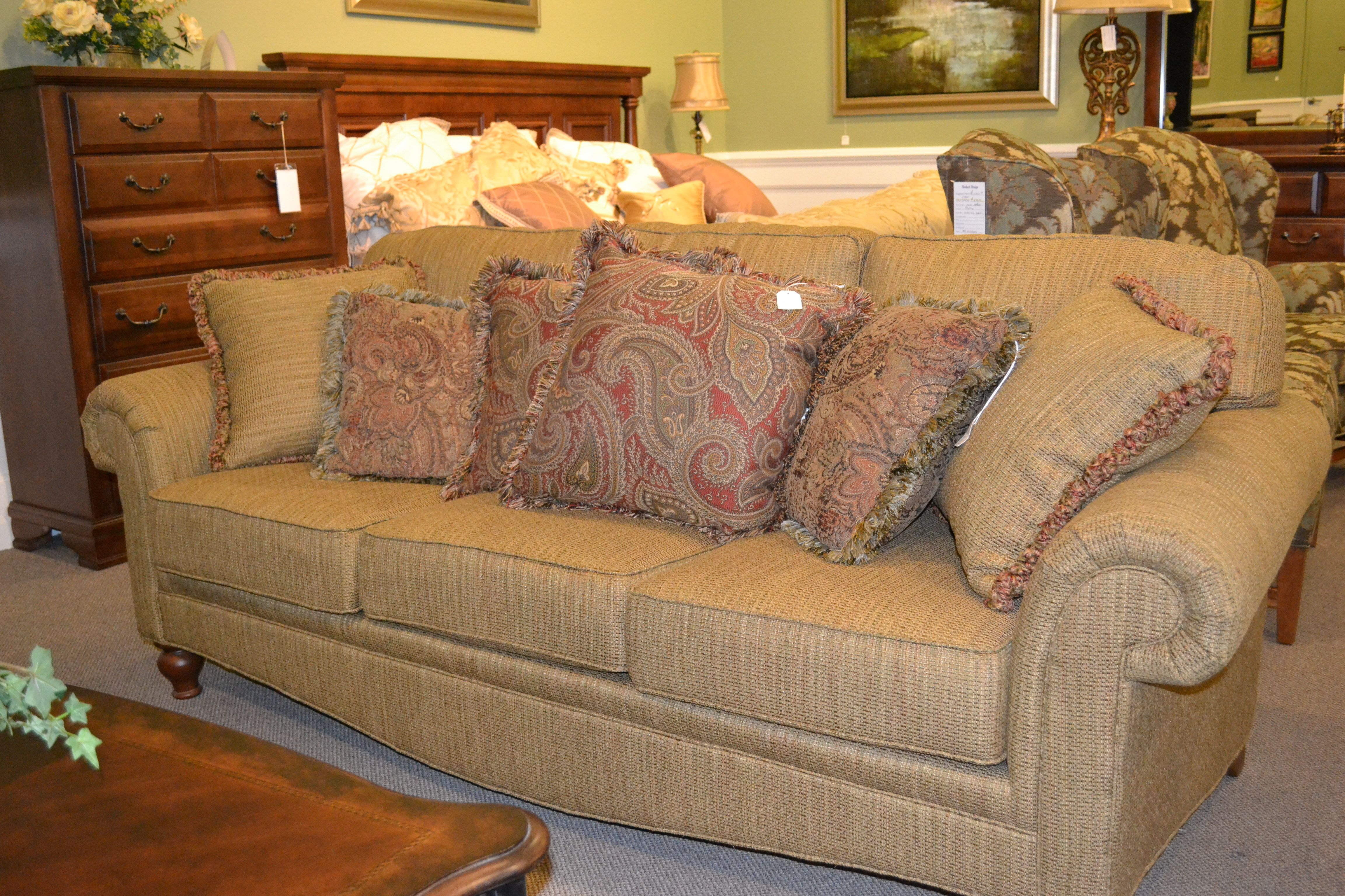Woodmark #couch Available At #Shubert Design In #SaintLouis!