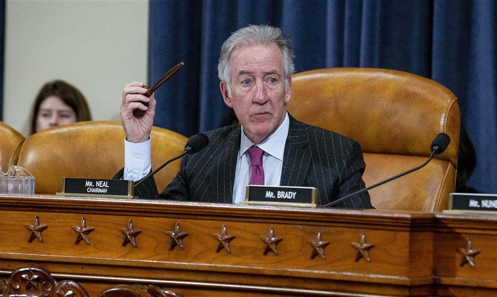House Democrats prepare case to request Trump tax returns