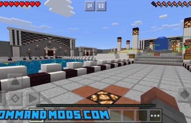 Orbit Factions MCPE Server (0 14 3) | MINECRAFT | Minecraft