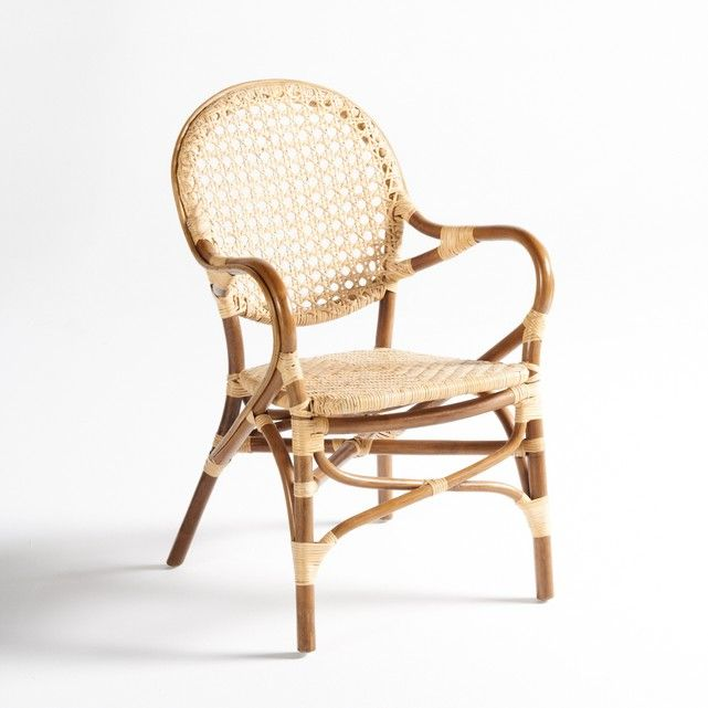 Abida Rattan Bistro Chair La Redoute Interieurs : Price, Reviews And  Rating, Delivery. Abida Rattan Chair. The Abida Rattan Chair Is Right At  Home In The ...