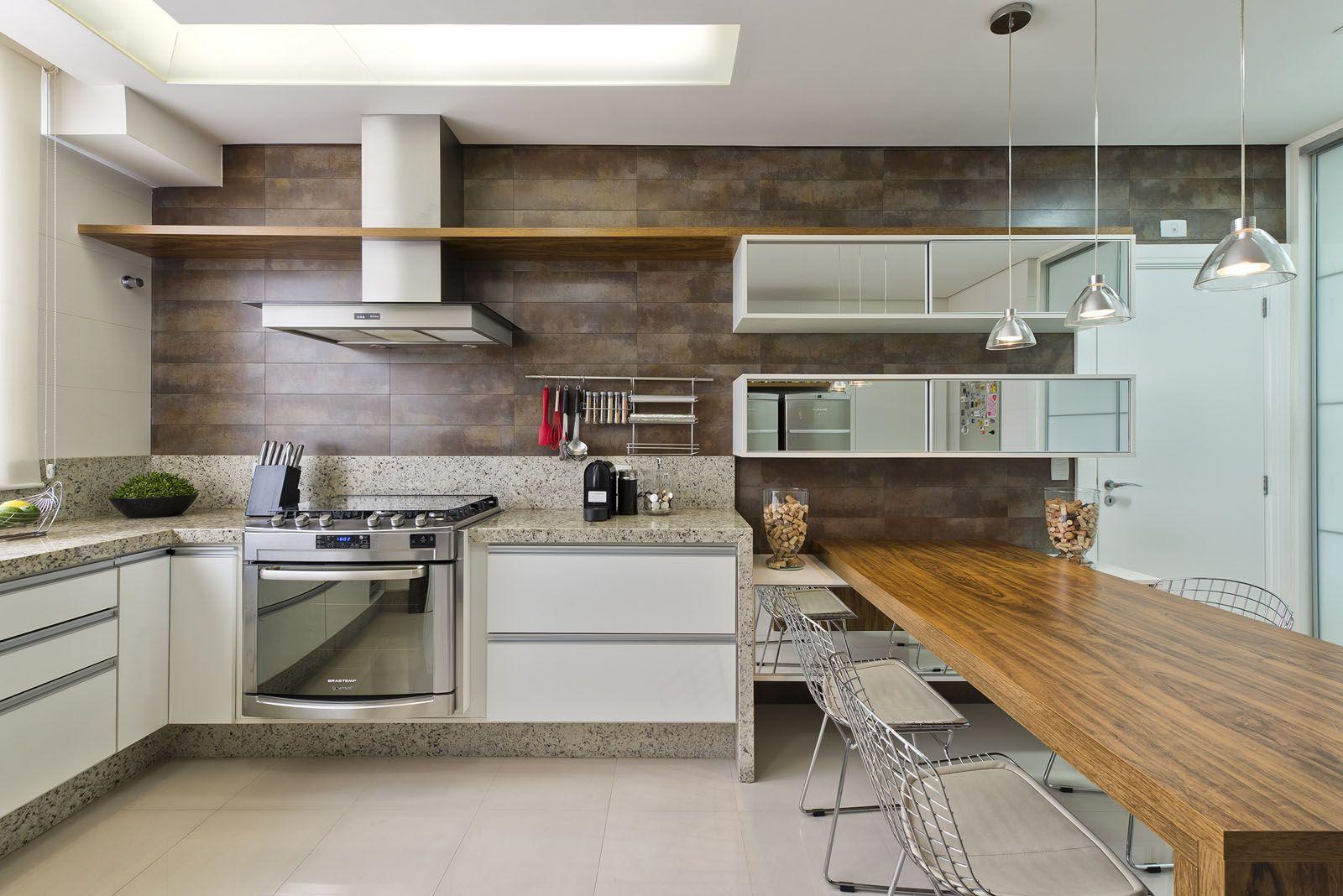 Cozinha Churrasqueira Bancada Granito Modelos Decor Salteado 2 Jpg