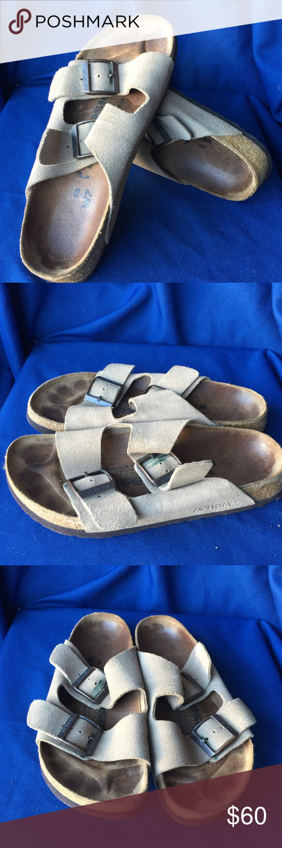 4ca8ac276182 Newalk by Birkenstock size 7 Gently used Birkenstock Shoes Sandals ...