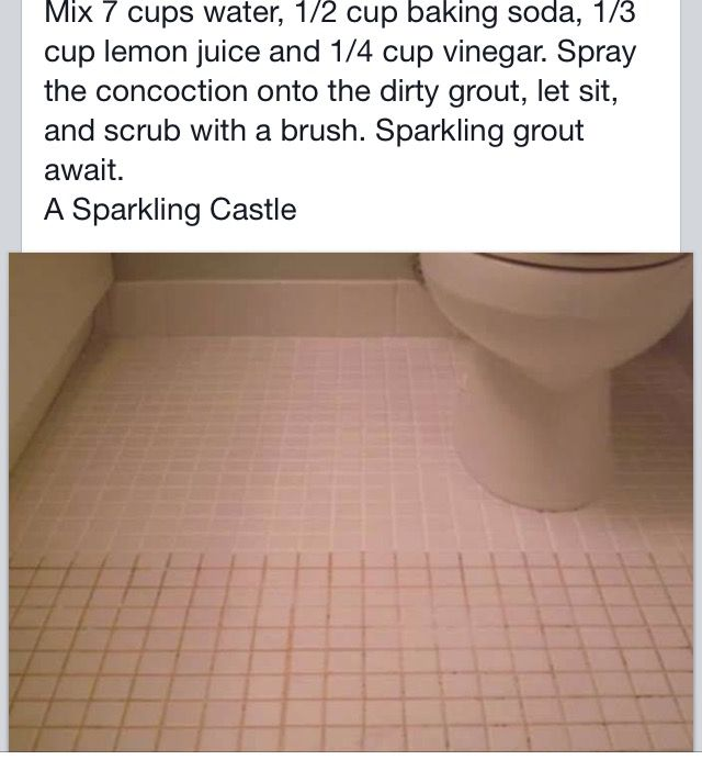 Pin By Leinani Mikol On Home Clean Tile Clean Tile Grout Cleaning Tile Floors