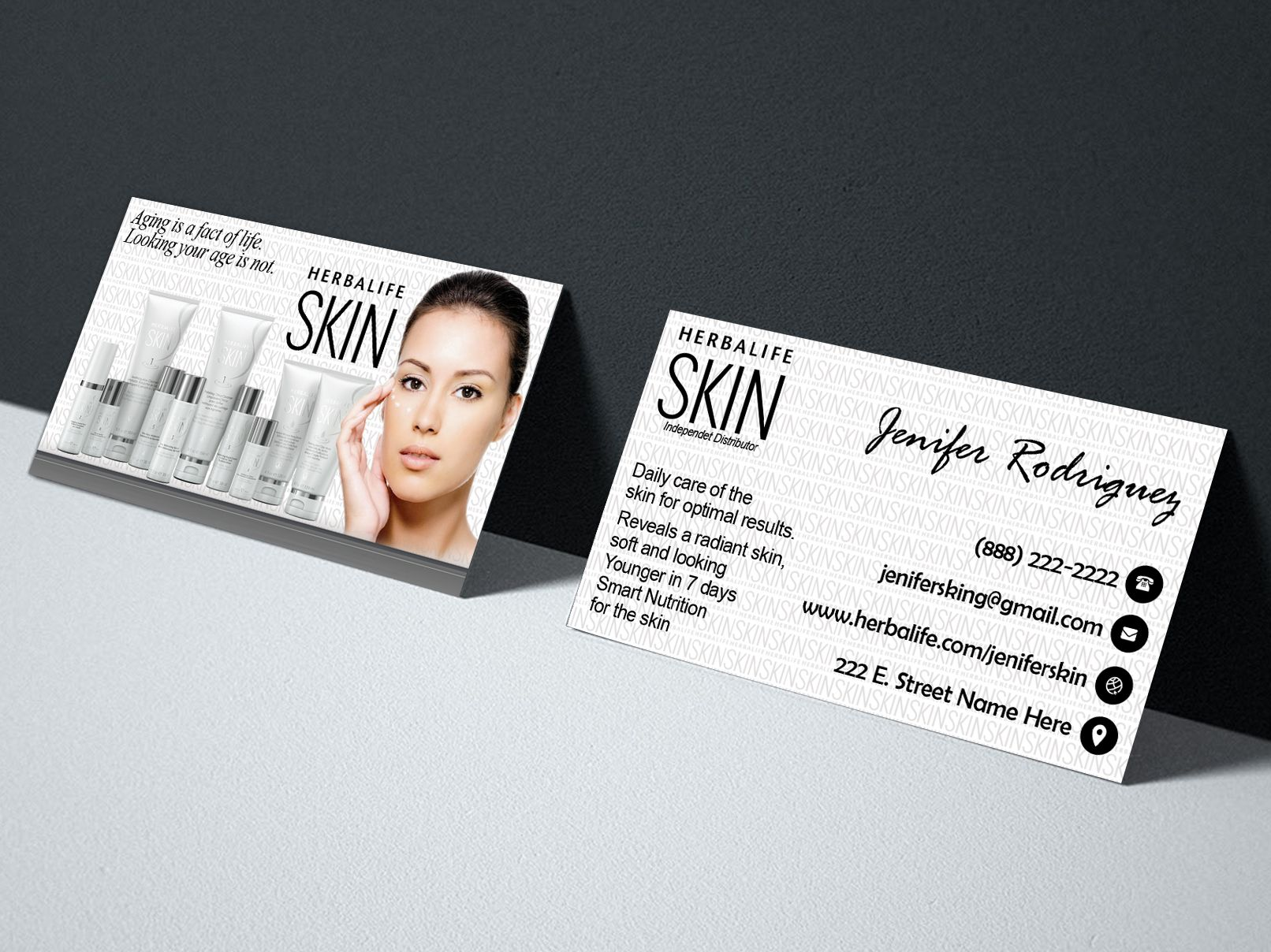 H019 | Business cards and Business