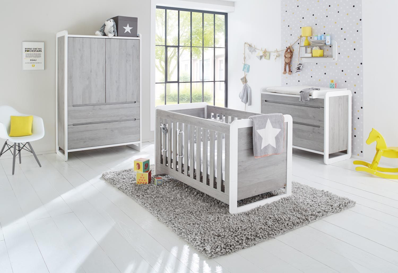 New Curve Kinderzimmer von Pinolino F r viele M tter ist das Einrichten des Kinderzimmers vor allem