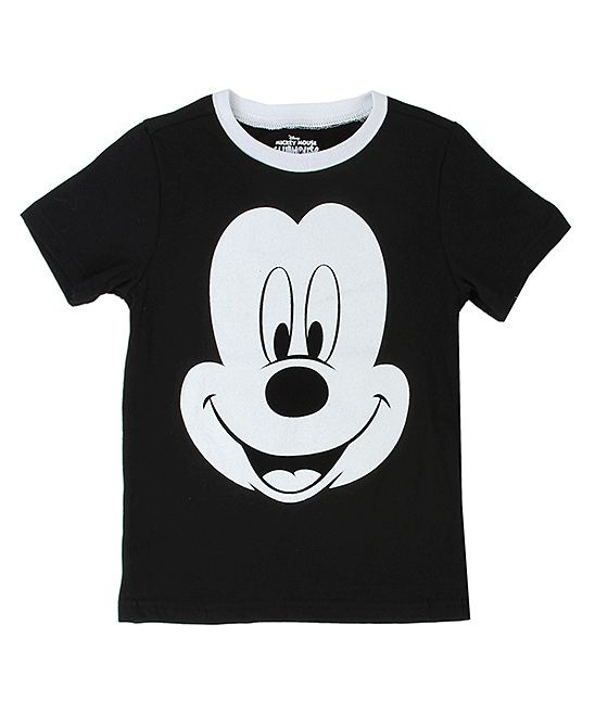 48eff3e1 Mickey Mouse Face Tee - Toddler & Boys | Products | Disney mickey ...