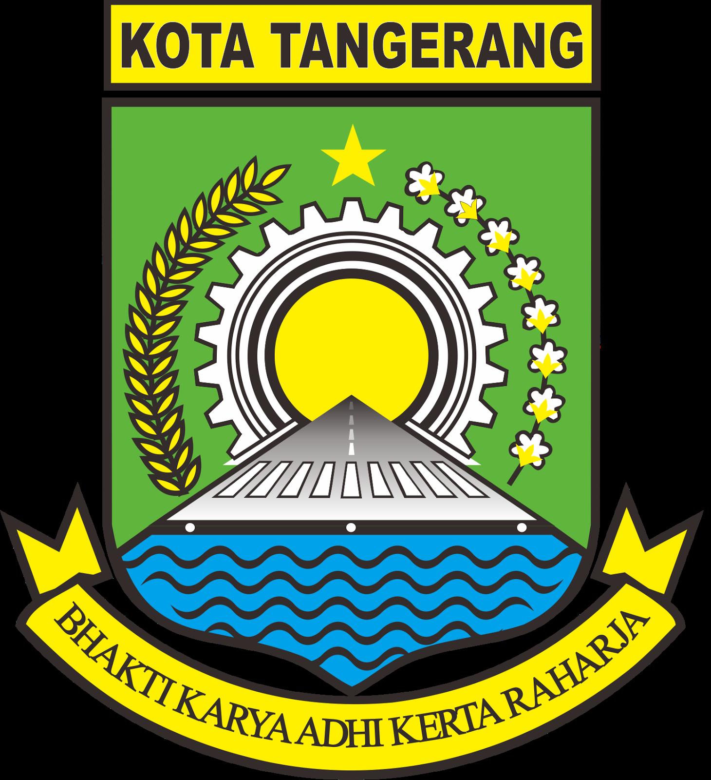 11 Kota Tangerang Bendera Keuangan Kota Tangerang