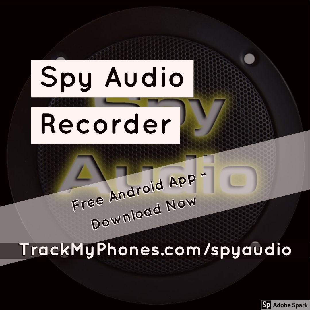 Spy Audio Recorder - Free Android App - Record 20 sec to 20