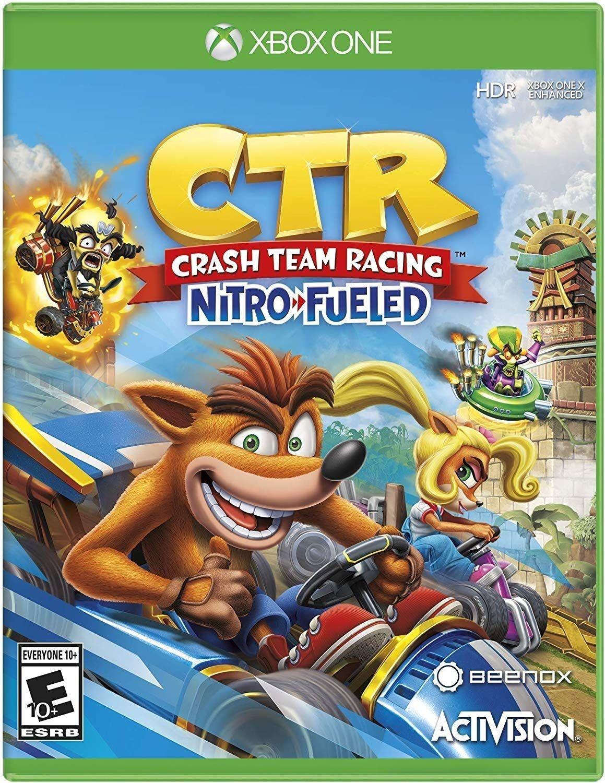 Crash Team Racing Nitro Fueled Xbox One Crash team