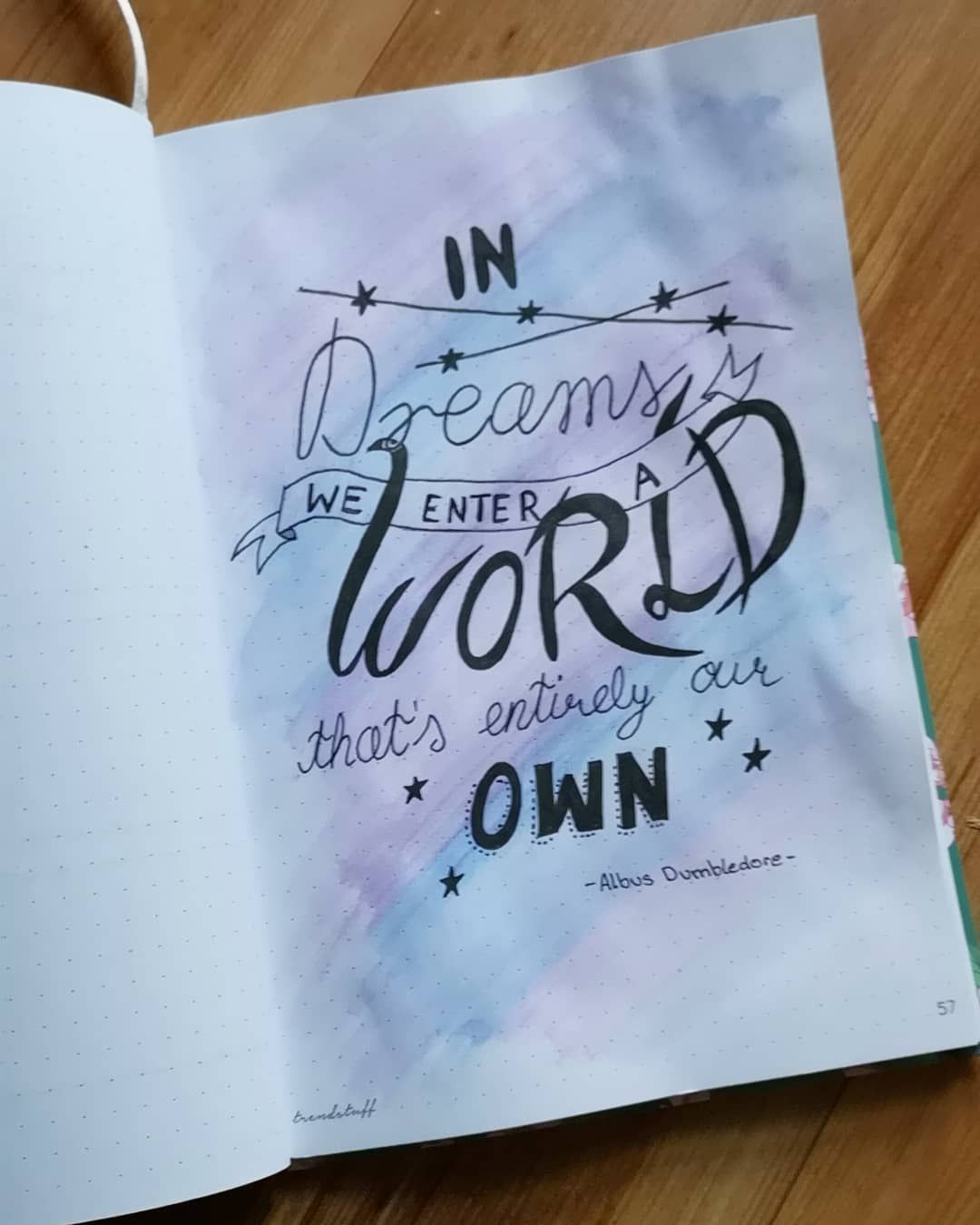 In Dreams We Enter A World Thats Entirely Our Own Quotes