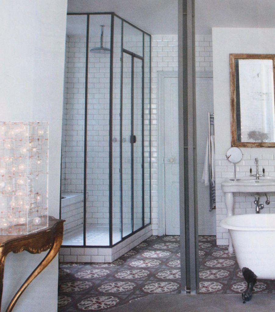 paroi-de-douche-verrière-salle-de-bain - Le Blog déco de MLC